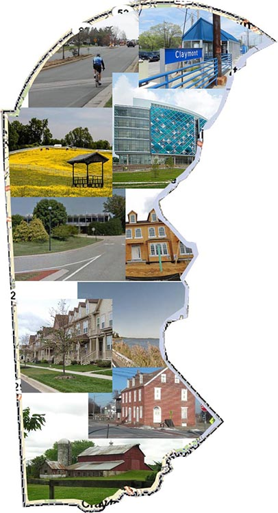 County Collage