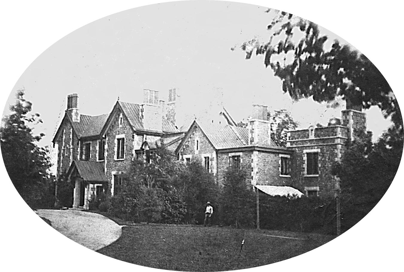 A Photo of the Rockwood From 1861.