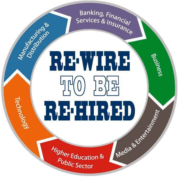 Re-Wire to be Re-Hired