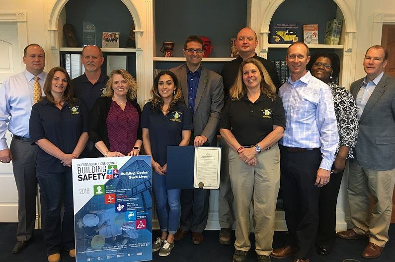 NCC Building Safety Month