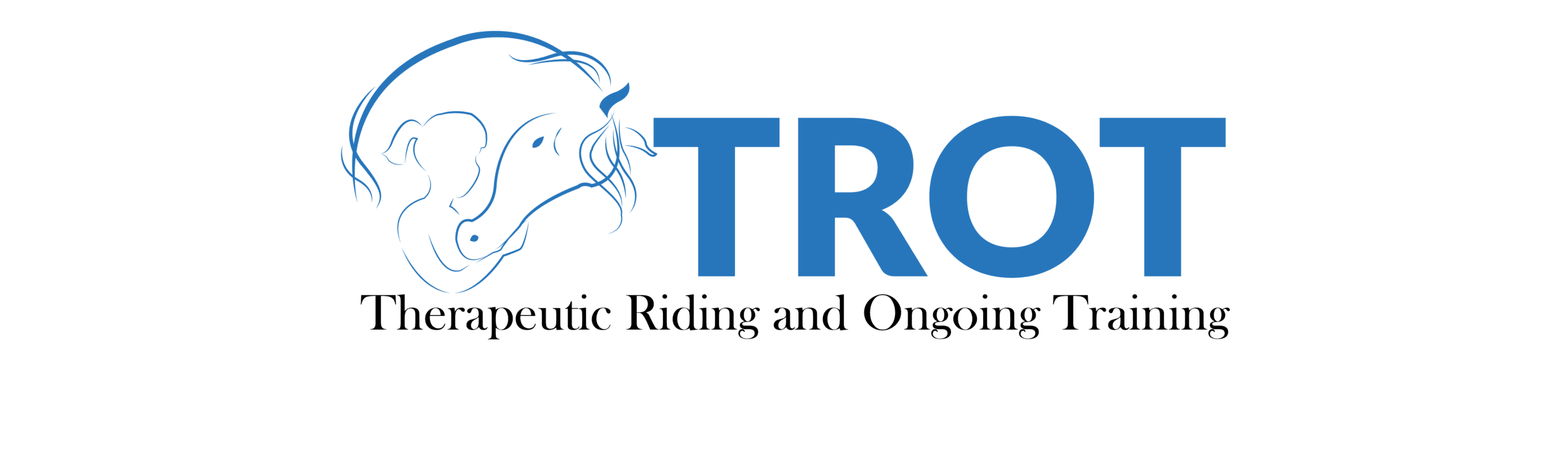 Therapeutic Riding and Ongoing Training Logo