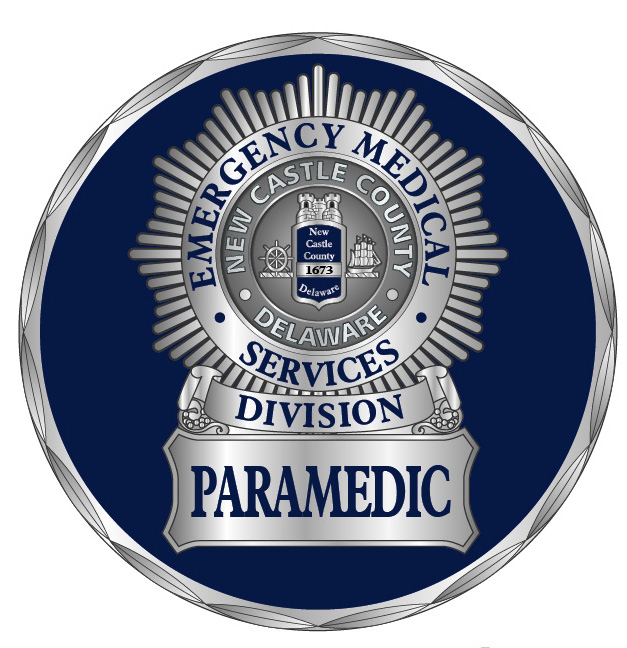 Paramedic Badge Seal