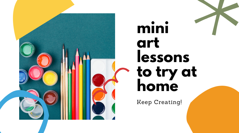 Mini Art Lessons