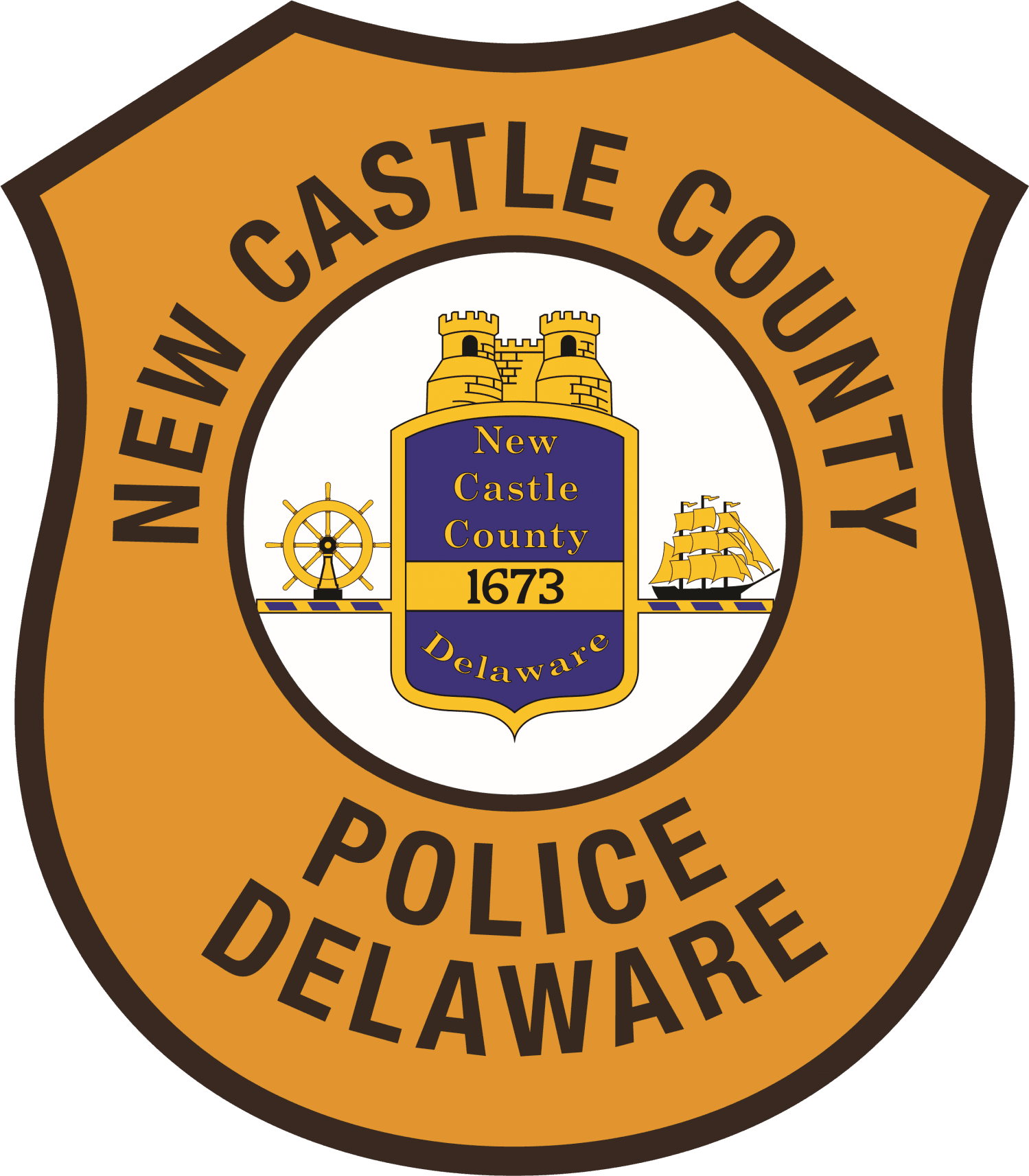 NCC Police Badge