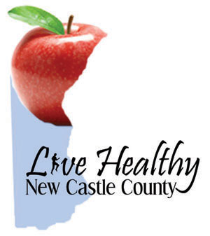 Live Healthy New Castle County Logo