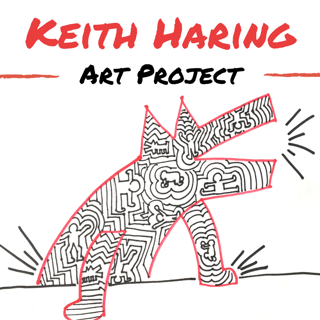 Keith Haring Art Lesson