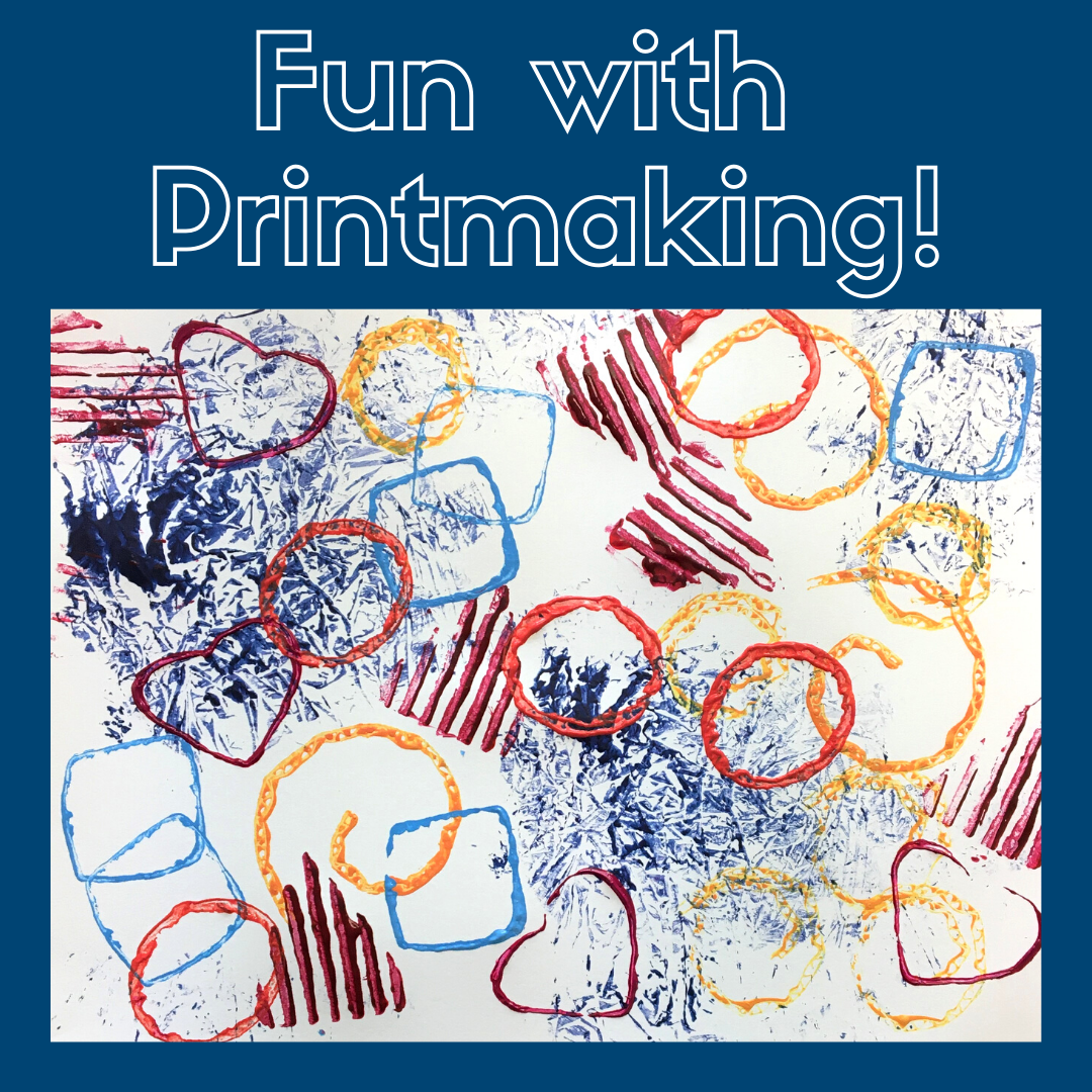 Click HERE for the Printmaking Lesson